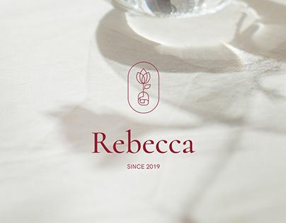 Rebecca // Brand identity design