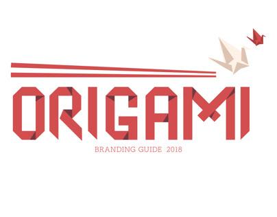 Origami Restaurant Identity & Branding