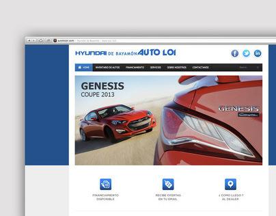 Auto Loi Hyundai de Bayamón