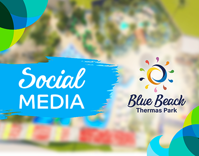 Social Media - Blue Beach Thermas Park