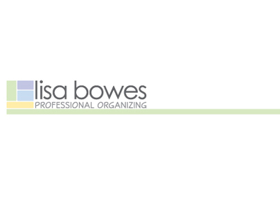 Logo Creation: Professional Organizing