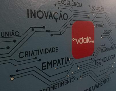 Identidade Visual | Vdata Tecnologia