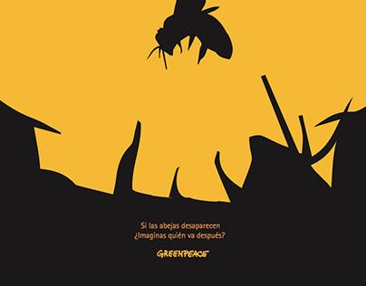 Greenpeace // Si Las Abejas Desaparecen