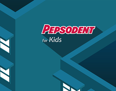 Print Ad : Pepsodent for kids