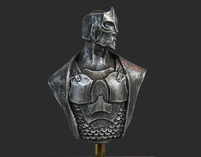 Silver Guardian – Sculpture