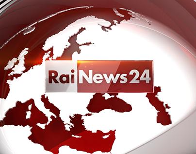 Redesign Rainews24 #2 Pt.1