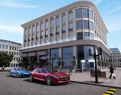 THE MALL - Baku, Azerbaijan