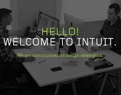 Intuit Creative Website