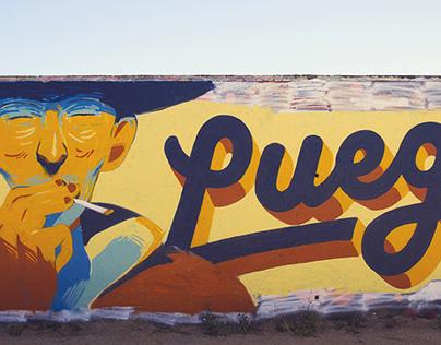 Luego – Mural