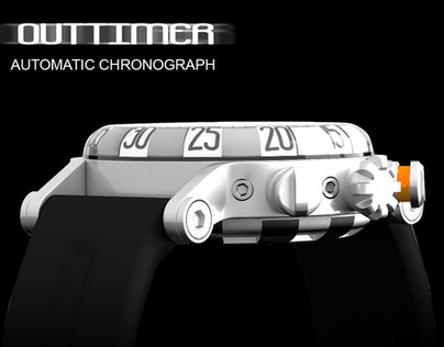 OUTTIMER - automatic chronograph