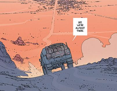 Buglands Comic Strip 02