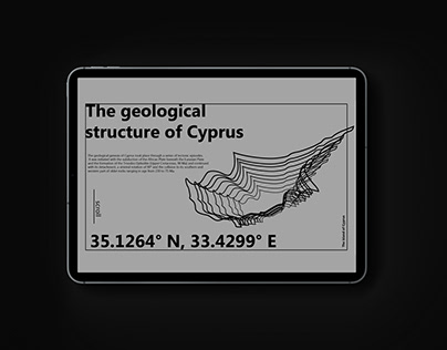 Cyprus Animated infographic