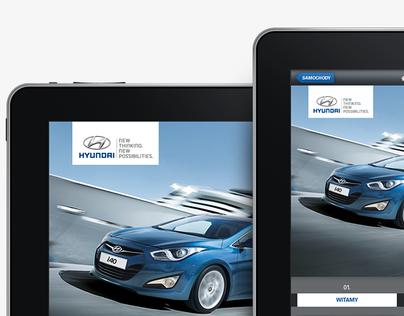 Hyundai i40 for iPad