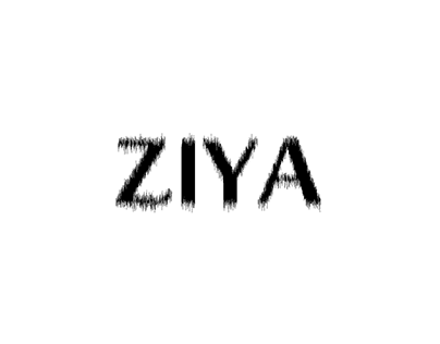 ZIYA - Visual Identity