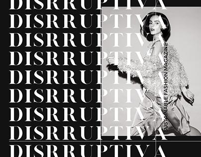 La Disrruptiva - Sustainable Fashion Magazine