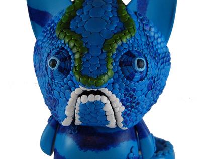 """Panther Pardalis"" Custom Fonzo"