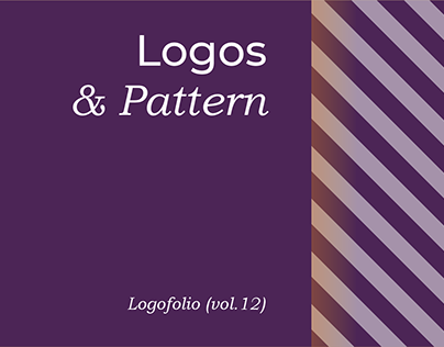 Logofolio (vol.12) Logos & Pattern