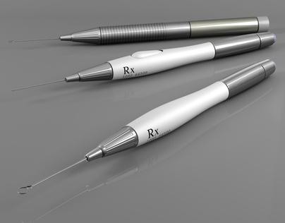Opthalmic Surgical Instrument Development