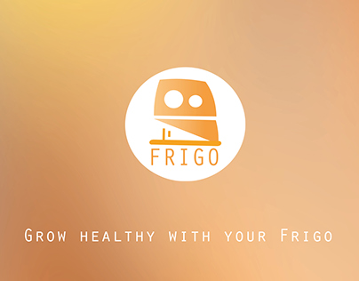 Frigo l An App Connects Your Health and Fridge