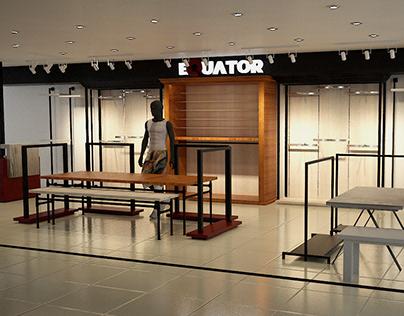 Equator Clothing Brand Shop (20180309)