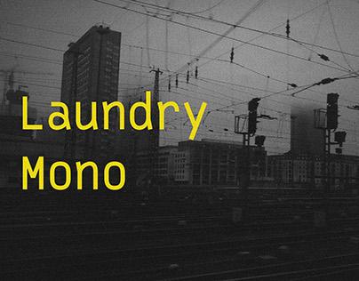 LAUNDRY MONO