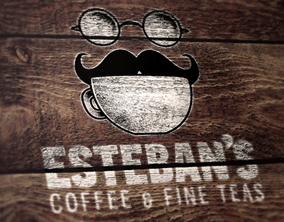 Esteban's Coffee & Fine Teas | Logo