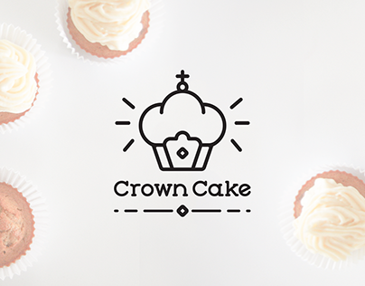 Crown Cake Brand Identity