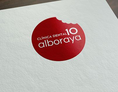 Identidad corporativa Clínica dental Alboraya 10