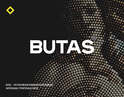 Butas | website