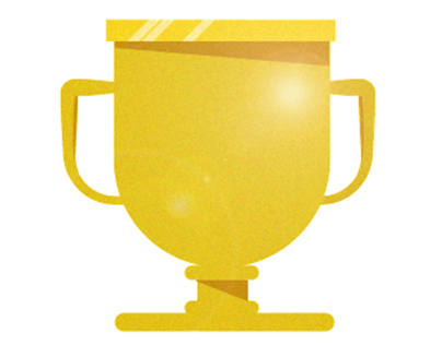 Animated Trophy