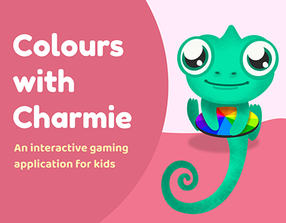 Colours with Charmie: An Interactive Gaming App