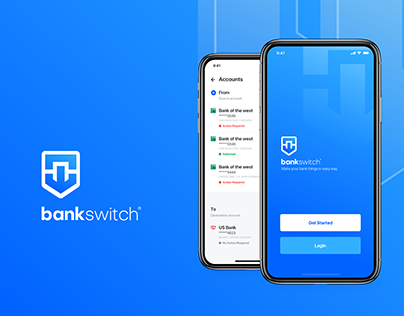BankSwitch UI/UX