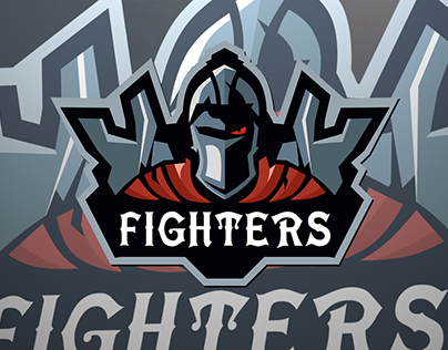 Logotype for clan 'xFIGHTERSx' in Clash of Clans