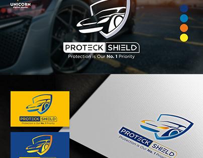 Branding Design - Proteck Shield