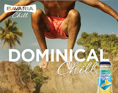 AD campaign // Bavaria Chill - Tu Mejor Verano
