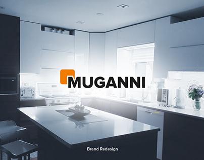 Muganni Brand Redesign