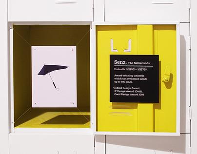 K11 Design Store Booth in HK Art Fair