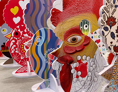 """2nd """"The Heartbeat of Macau"""" / Poster exhibition"""