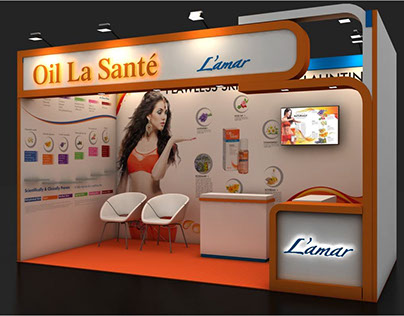 Exhibition Stall On Behance : Nisha panjwani on behance