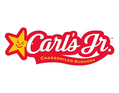 Carl's Jr - Food Photography