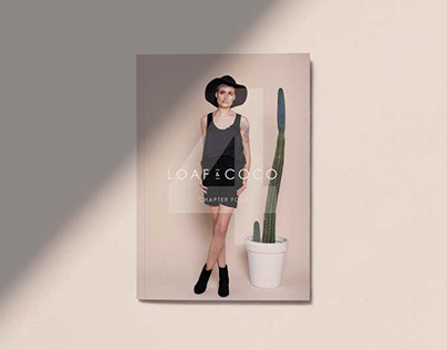 LOAF & COCO - LOOKBOOK LAYOUT