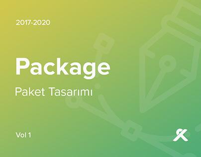 Package Design / Ambalaj Tasarımı