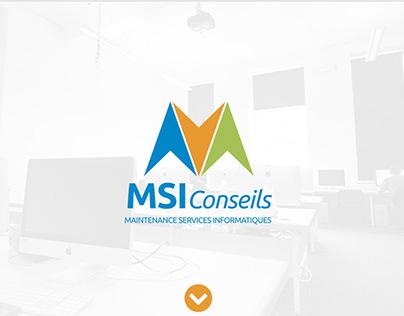 MSI conseils : Web design