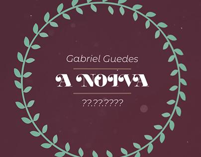 A Noiva [Gabriel Guedes] - Lyric Video