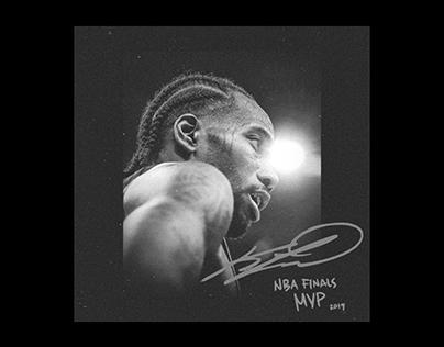 Kawhi Leonard | NBA Finals 2019 | MVP | Scorpion