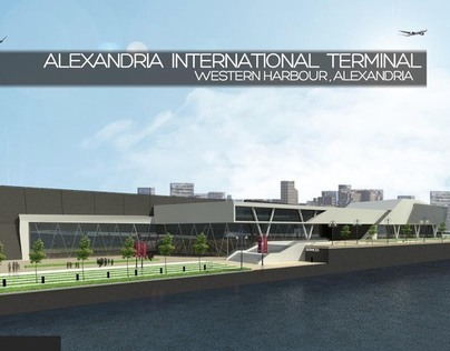 Alexandria International Terminal
