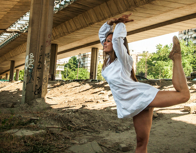 Life with ballerinas - second photo shoot