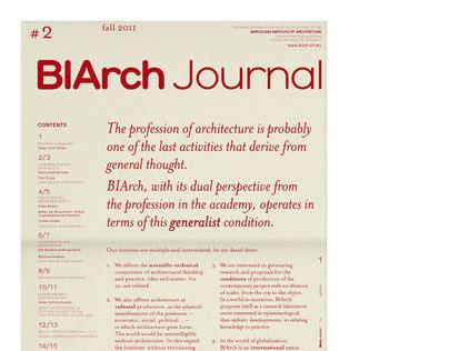 BIArch Journal