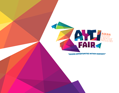 Asean Youth Creative Industry Fair | Unofficial Logo