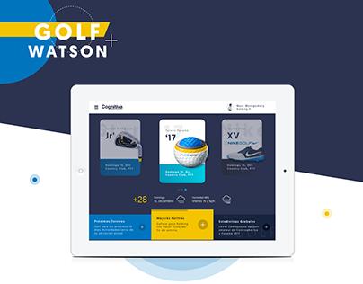 Golf + Watson